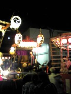 立川夏祭り 初日!