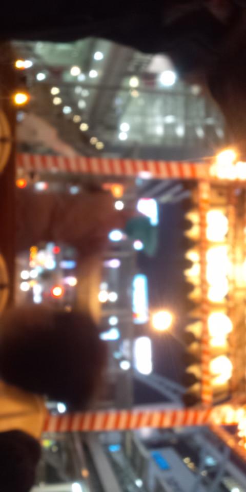 ただいま立川駅前