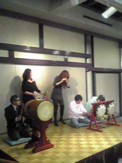 立川おはやし保存会総会でした