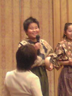 羽三はやし連35周年記念式典