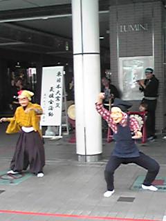 東日本大震災義援金活動